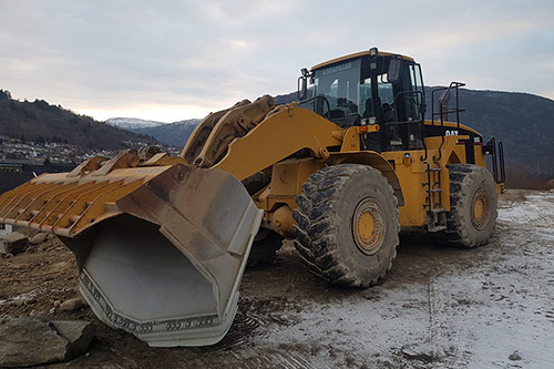 Caterpillar 980G Serie II